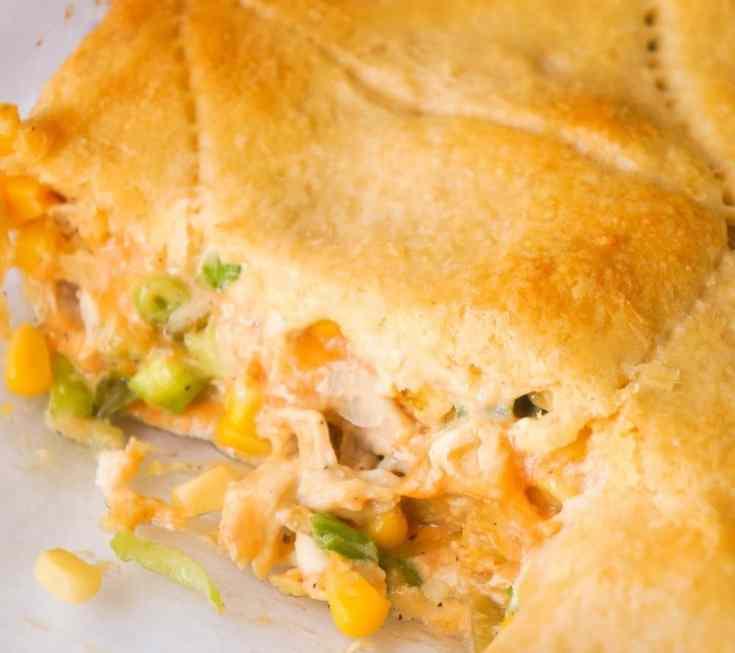 Fritos Chicken Casserole