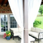 Diy Under Deck Outdoor Curtains For Under 20 This Is Our Bliss