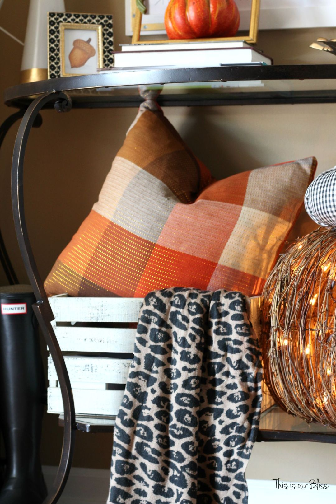 DIY Fall Pillows [for under USD5] - This is our Bliss