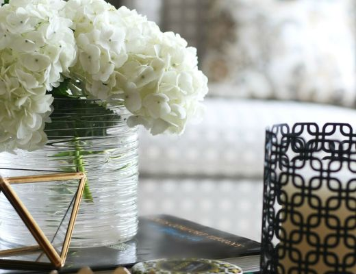 How to Style A Coffee Table | Elements of a Well-Styled Coffee Table | Coffee Table Styling accessory must-haves | This is our Bliss | www.thisisourbliss.com