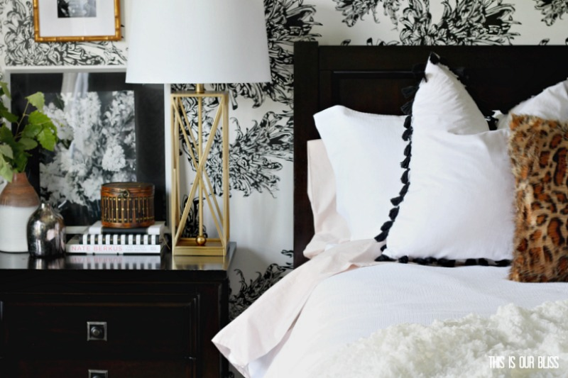 How to Achieve a Luxurious, Layered Bed + Must-have Elements | This is our Bliss