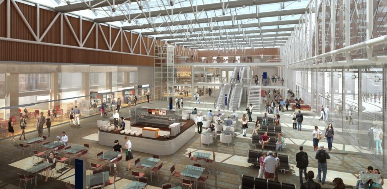 New Retailers Announced At Paddington Station Paddington