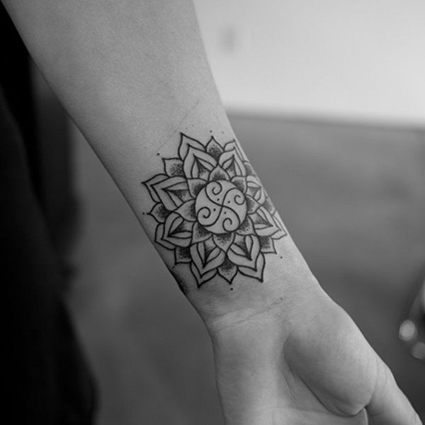 90 Immensely Deep And Positive Lotus Mandala Tattoos To Express Your