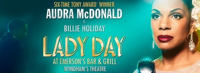 Image result for lady day at emerson's bar and grill london poster