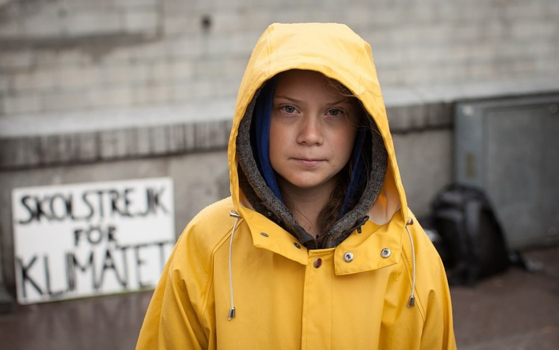climate activists gael welstead
