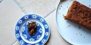 A recipe for homemade Compost Cake