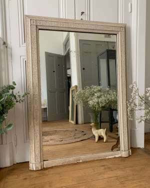Ancien miroir Louis-Philippe