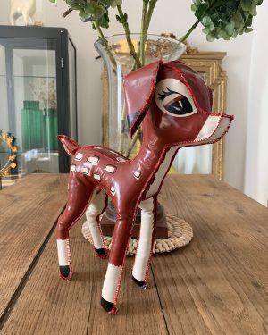 poupée bambi disney de la marque skine vintage