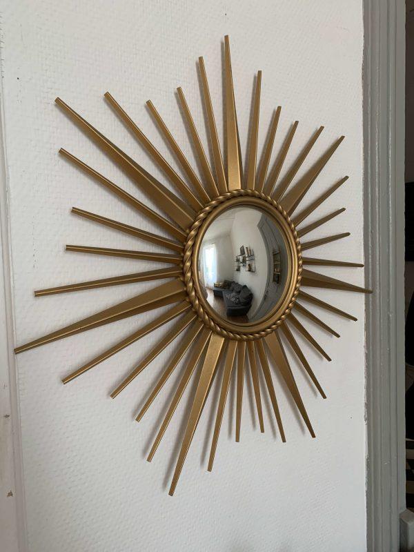 Miroir Chaty Vallauris convexe