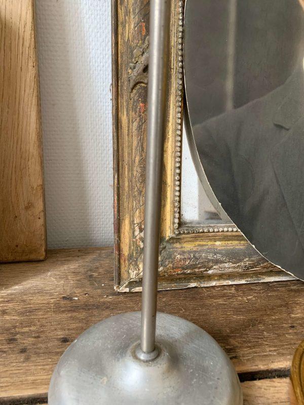 ancienne lampe pratic art deco tulipe