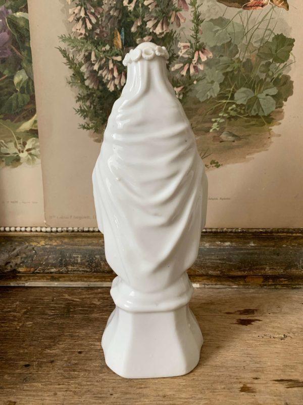 ancienne miraculeuse en porcelaine 19ème