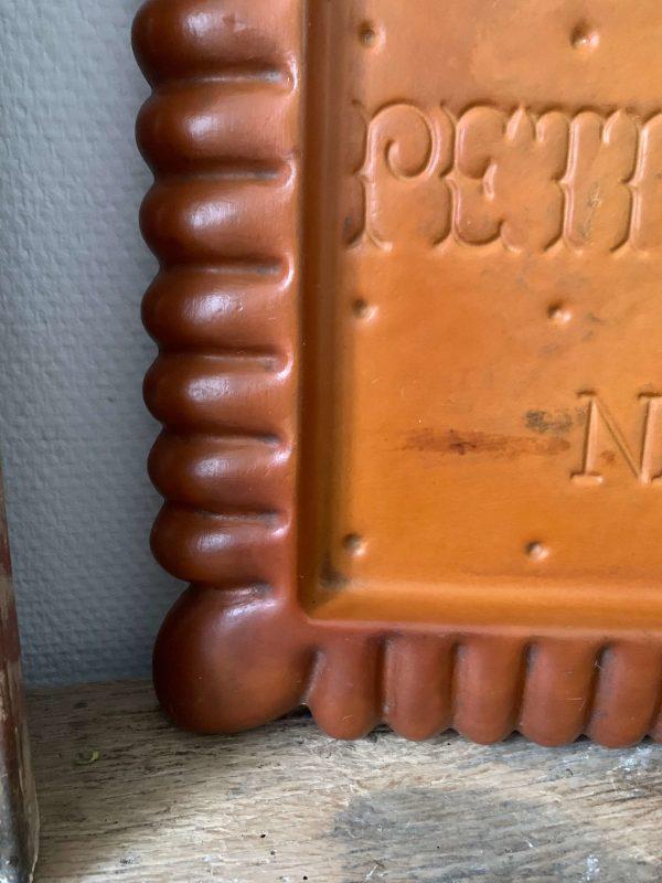 ancien plateau petit beurre lu vintage