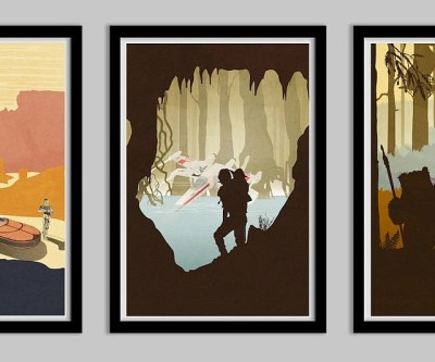 Star Wars Original Trilogy Posters