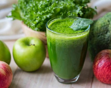 Diet fresh green detox
