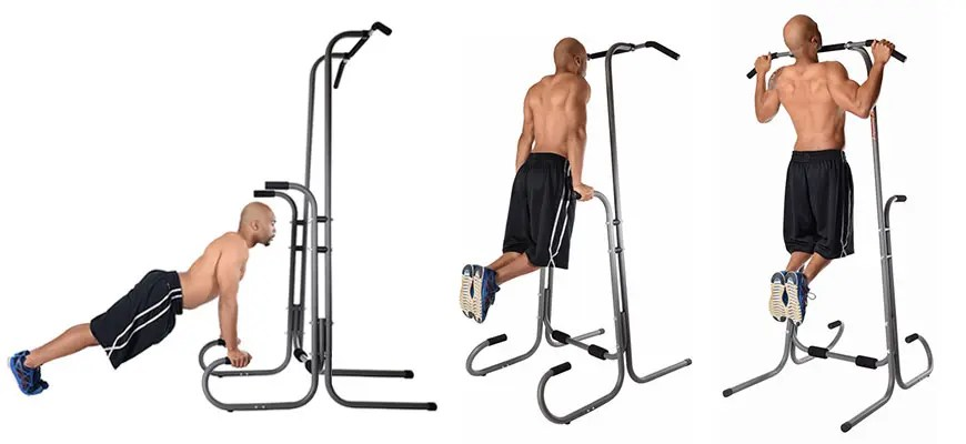 Stamina 1690 Power Tower Exercises