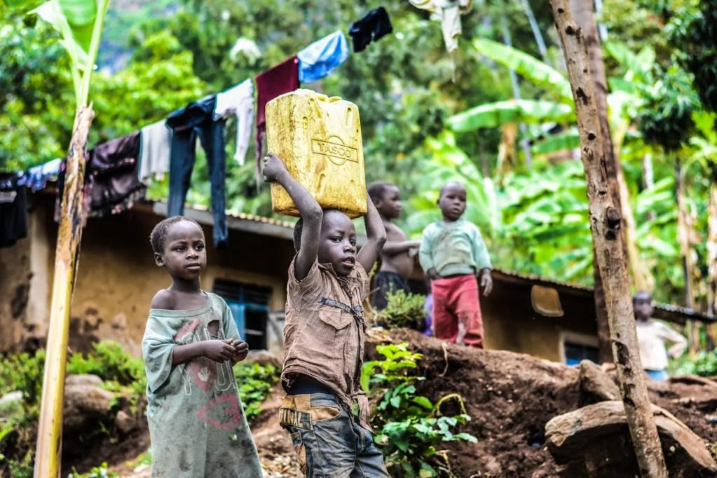 Child labor organic food