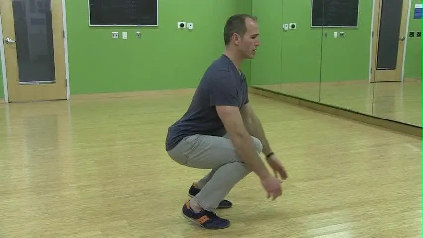 hindu squats are challenging
