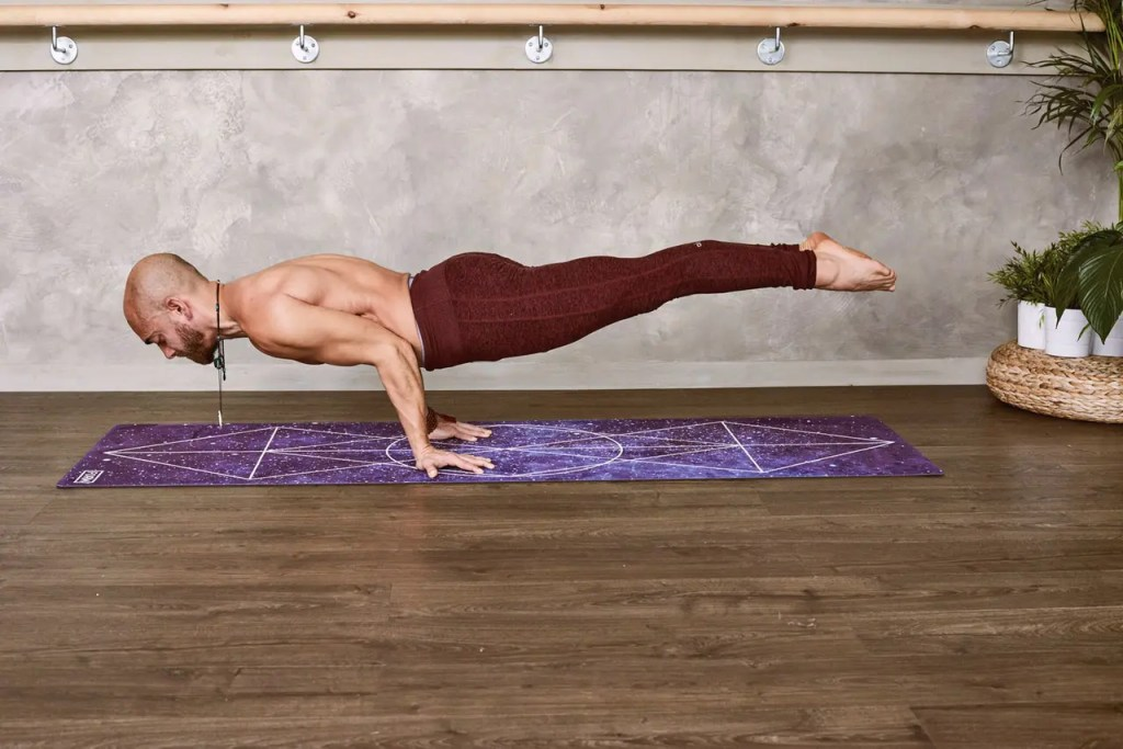 Better Range of Motion and Flexibility