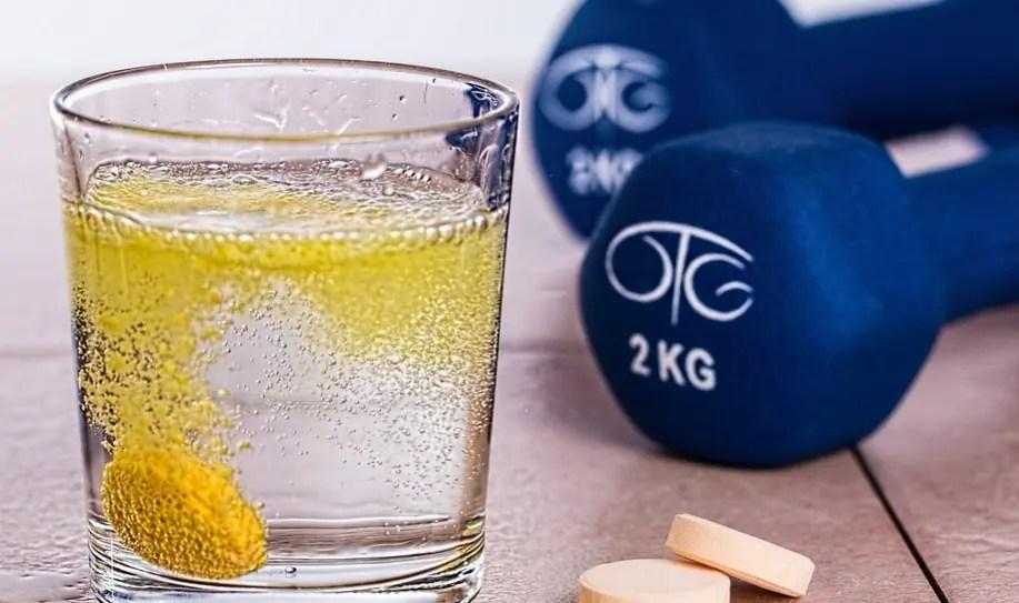 fitness supplement