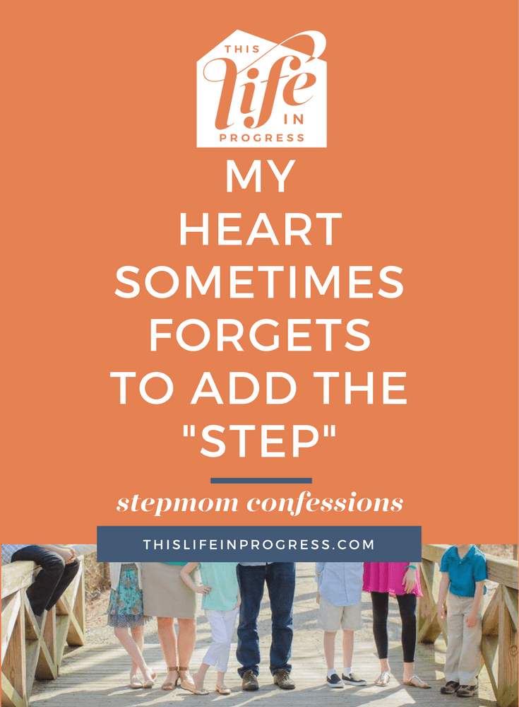 Stepmom Confession | Stepfamily | Blended Family | Stepmother | Stepdaughter | Mother and Daughter | Parenting Teens | Coparenting | Divorce