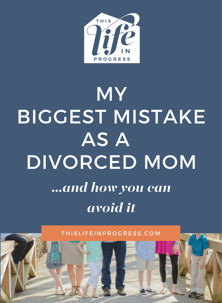 Mom Mistake | Coparenting | Shared Custody | Divorce | Blended Family | Kids and Divorce