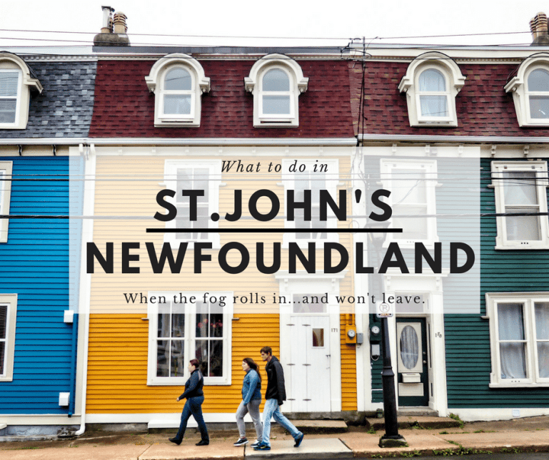 Ever Since I Fell In Love With Newfoundland In 2006 I Have Longed For My Return So Much So That I Just Used The Word Longed To Describe It