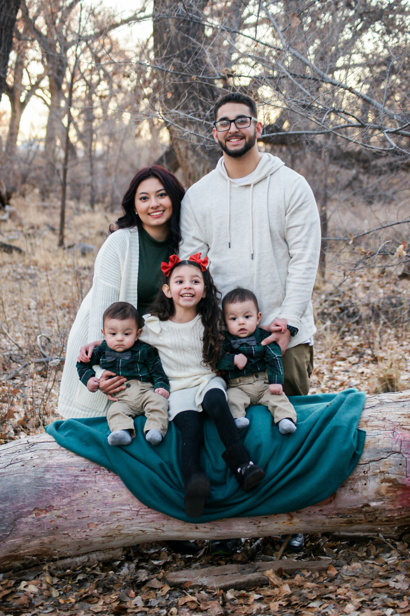 Heart Stories - Miranda Marquez's PPCM Story - Family Picture