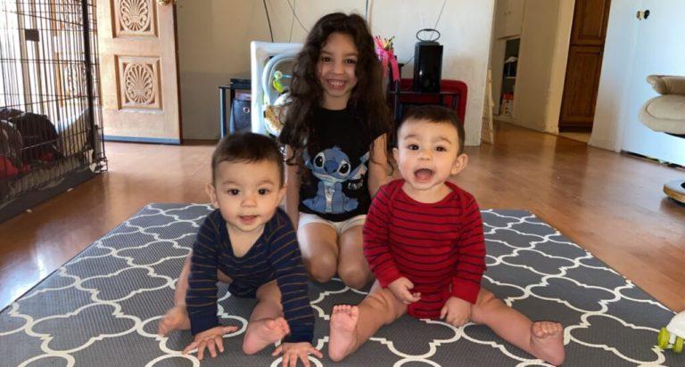 Heart Stories - Miranda Carter's PPCM Story - Miranda's children