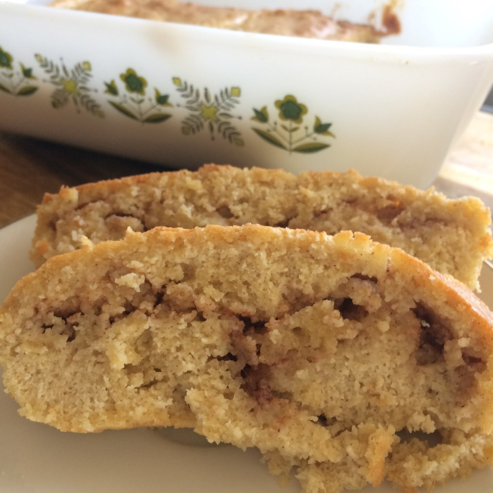 Delicious, Low Carb and keto friendly cinnamon swirl bread