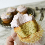 Lavender Cupcakes | Keto, Gluten Free