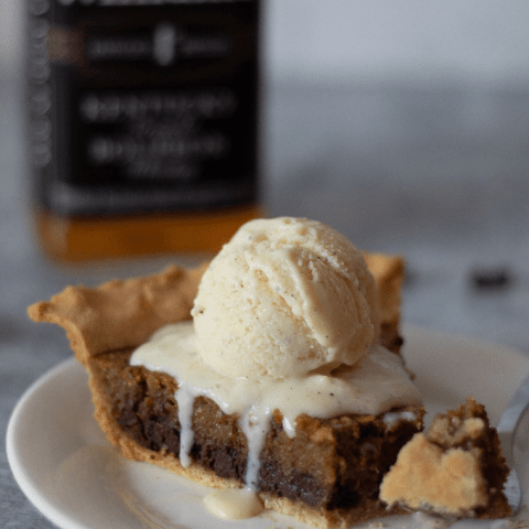 Kentucky Derby Pie | Keto, Sugar Free
