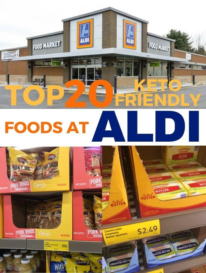 Keto At Aldi My Top 20 Low Carb Foods To Buy At Aldi This Mom S Menu