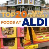 Keto at Aldi! My top 20 low carb foods to buy at Aldi