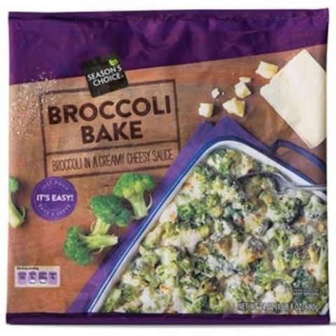 Broccoli or Cauliflower Bake