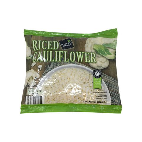 Frozen Riced Cauliflower