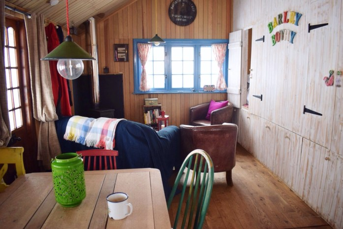 The Barley Bothy, Boutique Bothies Aberdeenshire