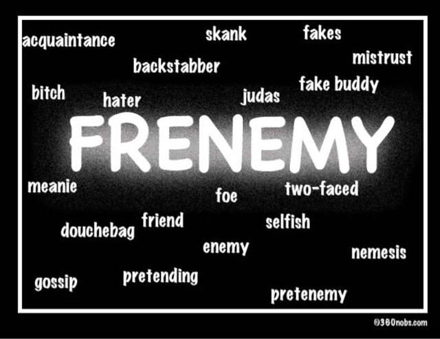 Friend or frenemy