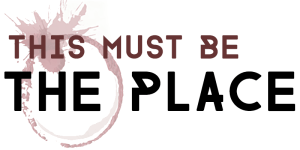 This Must Be The Place - Logo