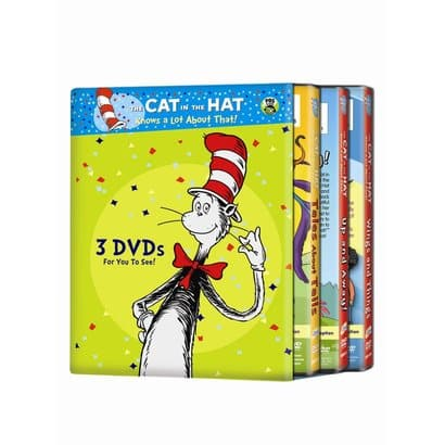 f44449bb ... to stash away for the next birthday party or Christmas- check out  today's Daily Deal at Target.com!! For only $12.99 you can order The Cat in the  Hat ...