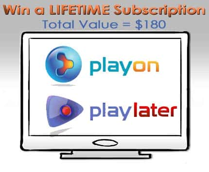 play on tv prize