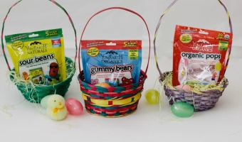 YumEarth Easter Review & Giveaway! #YumEarth #Easter