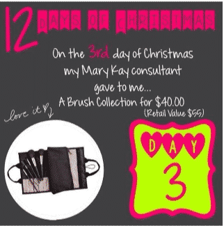Mary Kay Christmas Images.Mary Kay 12 Days Of Christmas Day 3