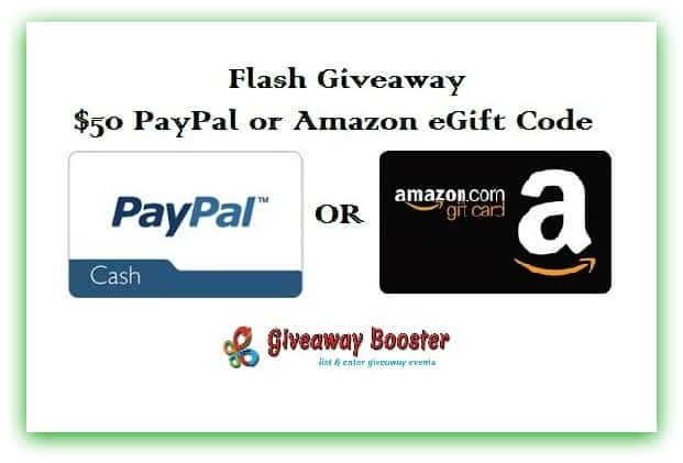 Flash Giveaway 01.02.15