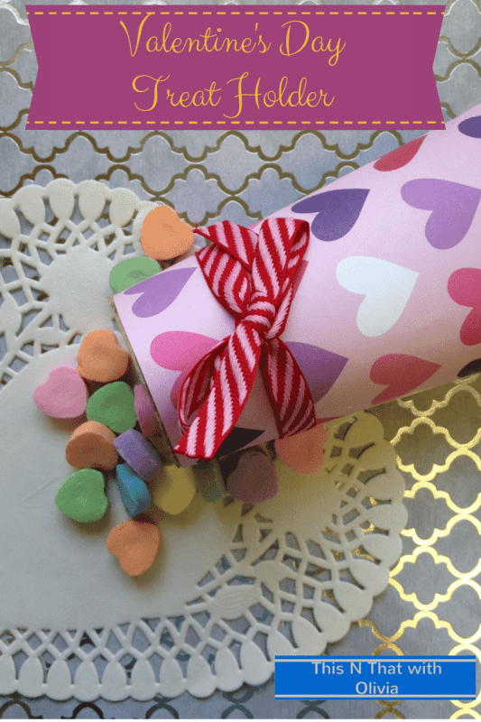 DIY Valentine's Day Treat Holder Edited