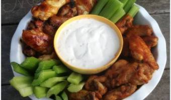 Hot Wings! #12daysof