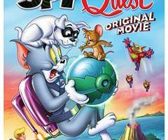 Giveaway: Tom & Jerry SpyQuest DVD (3 Winners) Ends 7/10 @WarnerBros