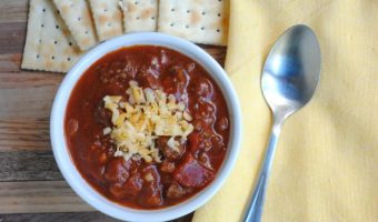 Hearty Chili Recipe #Chili #Fall