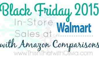 Walmart Black Friday Deals 2015