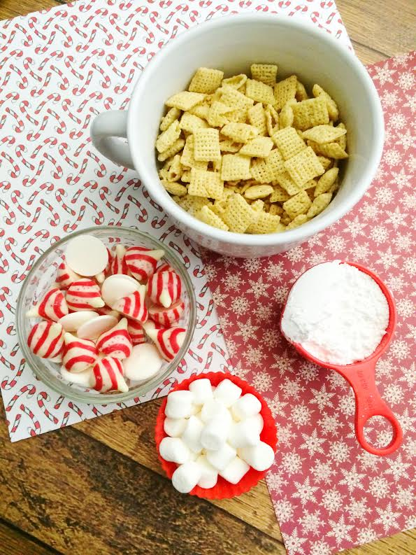 Peppermint Puppy Chow 5