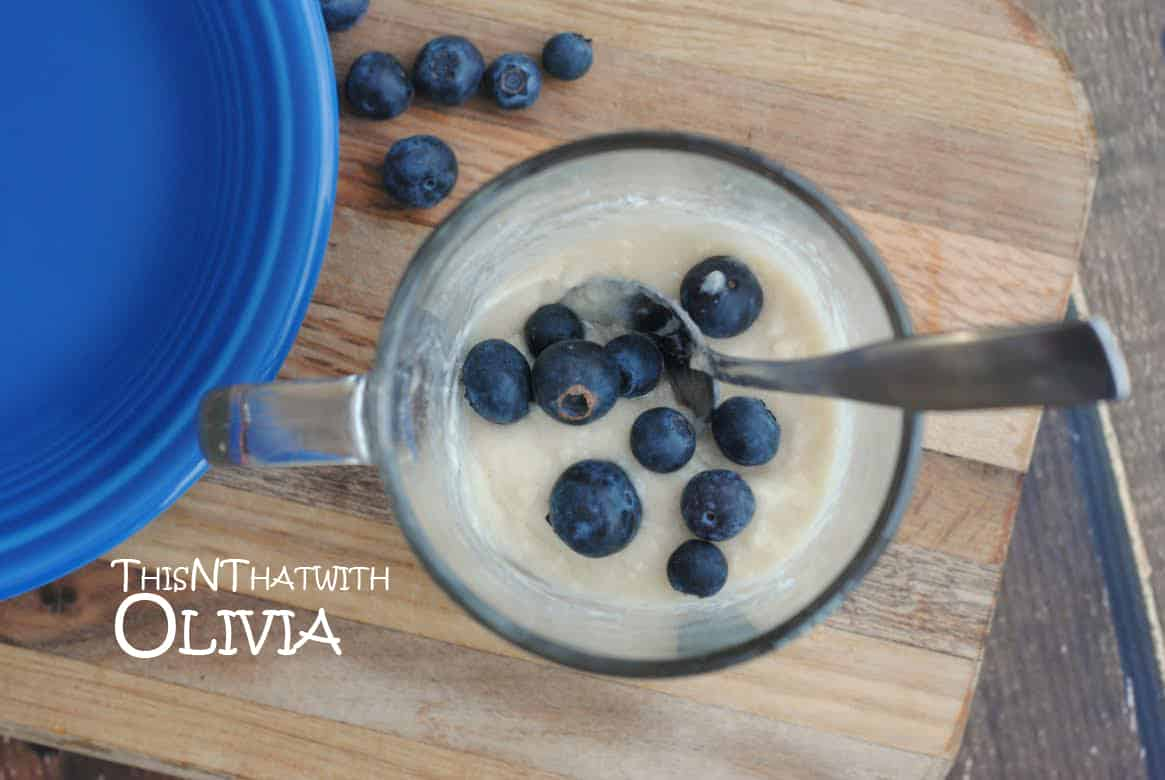Blueberry Muffin Mug 3